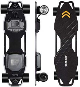 Spadger D5X Electric Skateboard