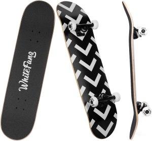 WhiteFang Skateboards for Beginners