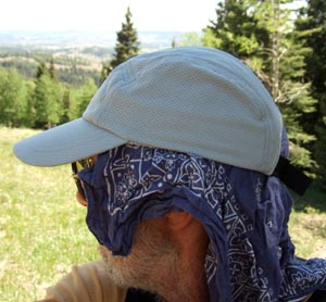 Headsweats Race Hat SPOTLITE REVIEW - Backpacking Light