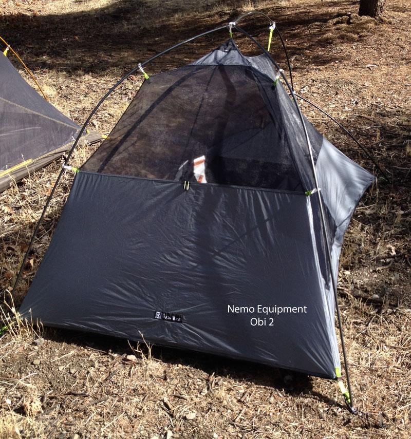 Lightest Freestanding Tent