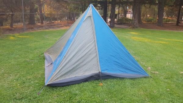 Black Diamond Mega Light Tent & Img