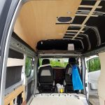Floor Ceiling Walls Ideas And Materials For Your Campervan Conversion