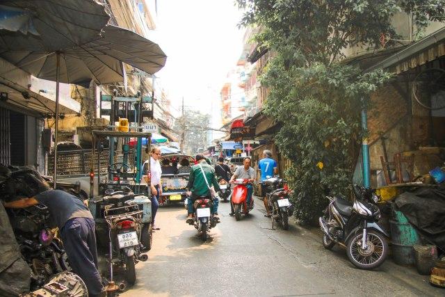 Thailand street