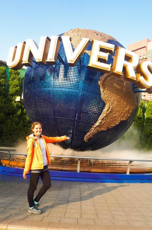 Visiting Universal Studios