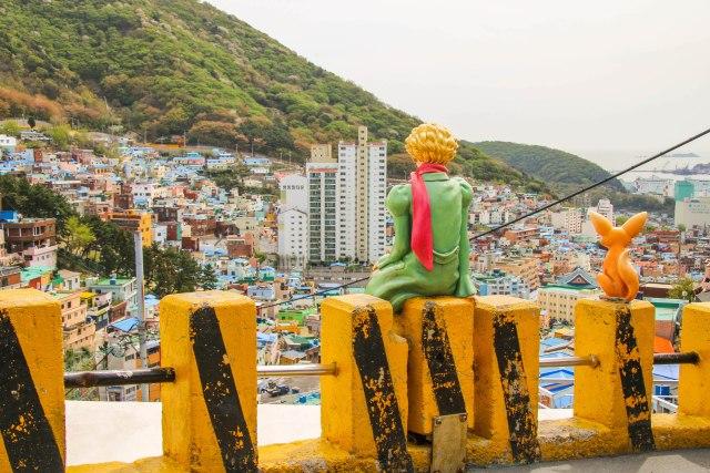 Little Prince in Busan Culture Village