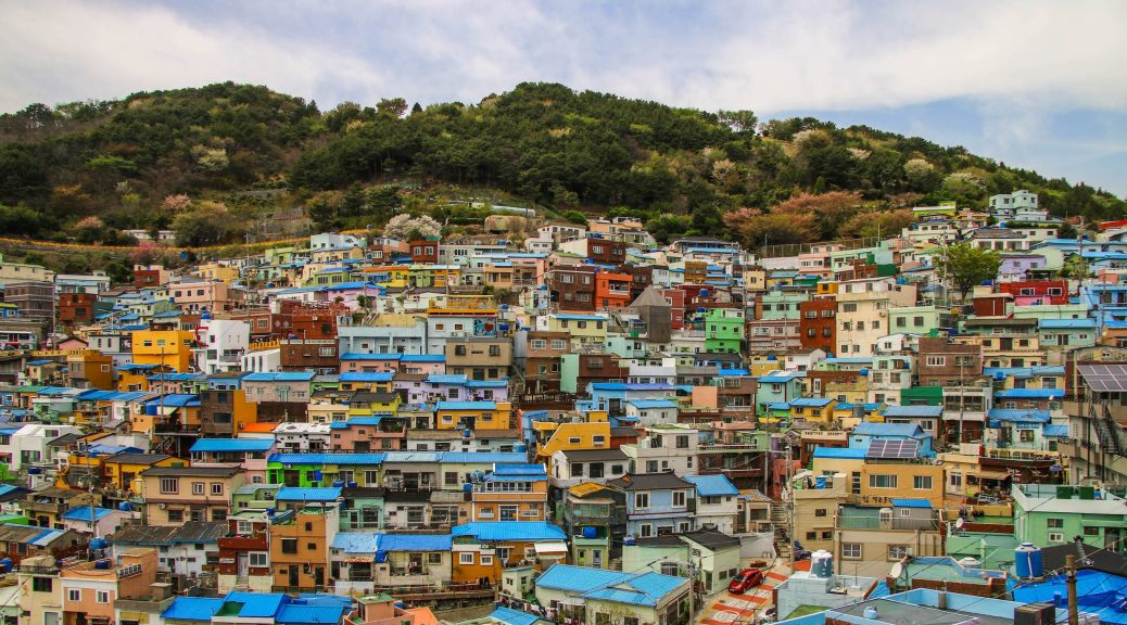 Tips for Visiting the Gamcheon Culture Village