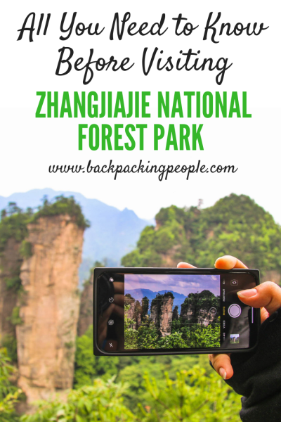 All You Need to Know Before Visiting Zhangjiajie National Forest Park, China