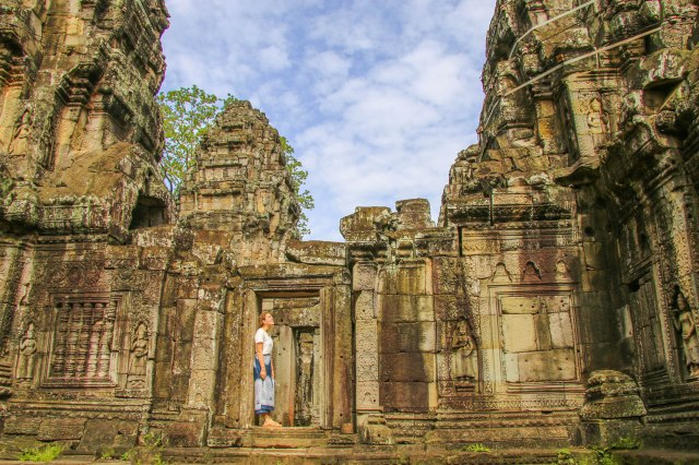 Tips for Visiting Angkor Temples: Banteay Kdei
