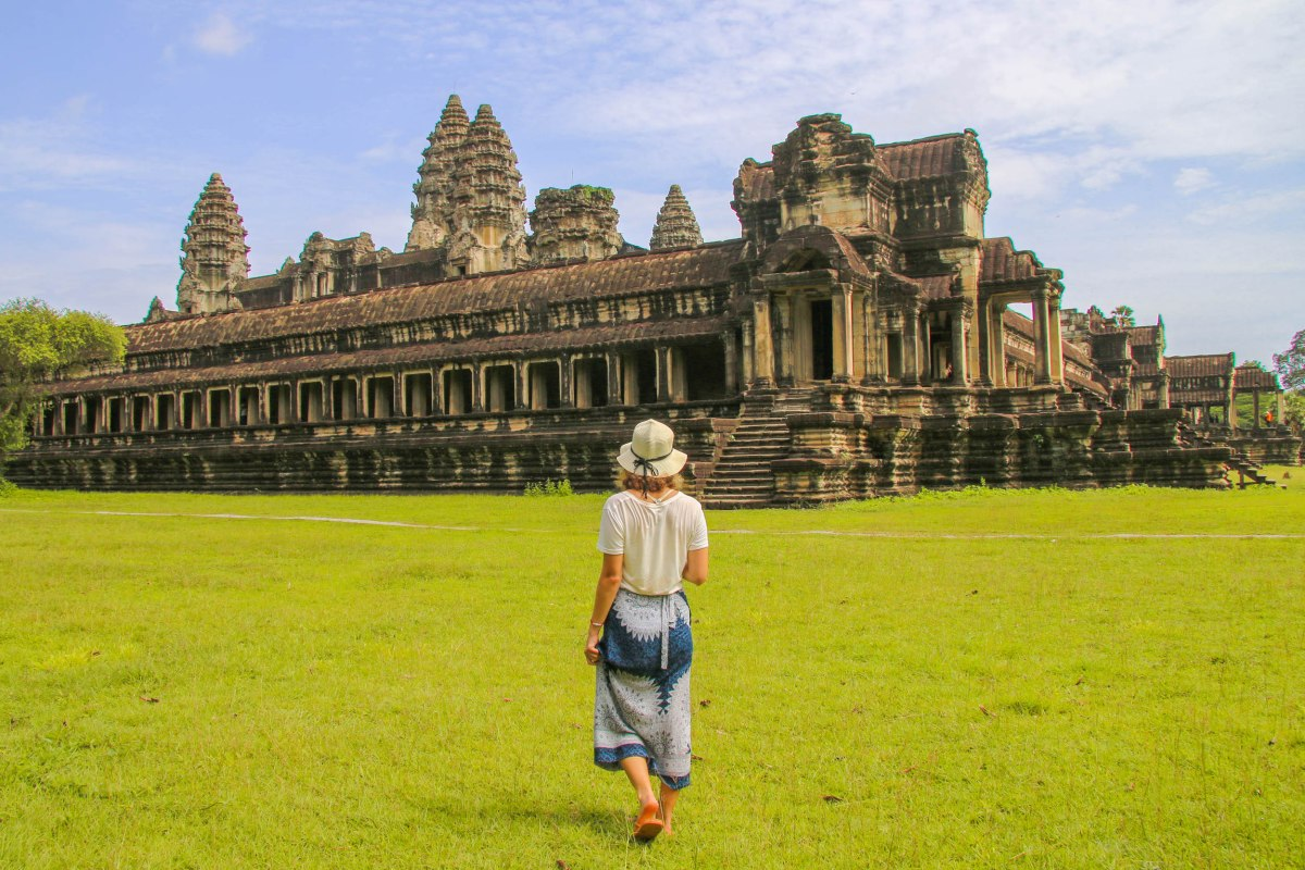My 3-Day Angkor Wat Itinerary (With Tips to Avoid Crowds)