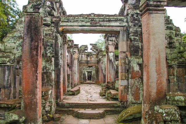 My 3-Day Angkor Wat Itinerary: Preah Khan