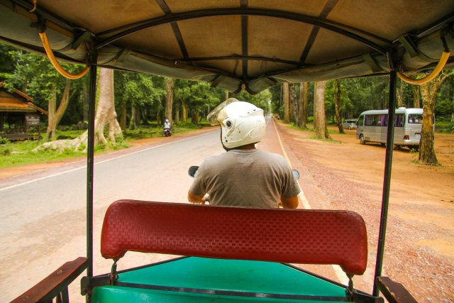 How to get around Angkor Wat