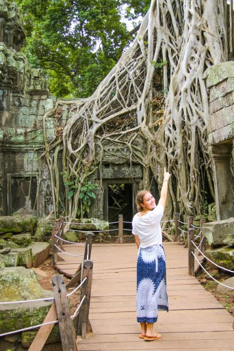 Ta Prohm: The Tomb Raider temple in Angkor