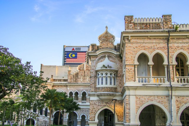 What To See in Kuala Lumpur: Sultan Abdul Samad Building