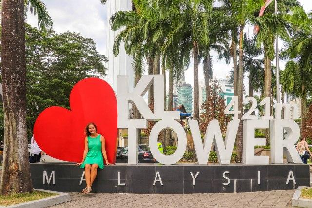 Kuala Lumpur Tower Malaysia