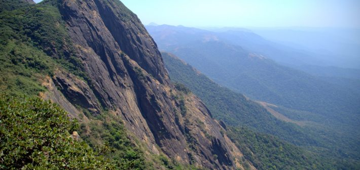 Kumara Parvatha Trek Backpacking romance