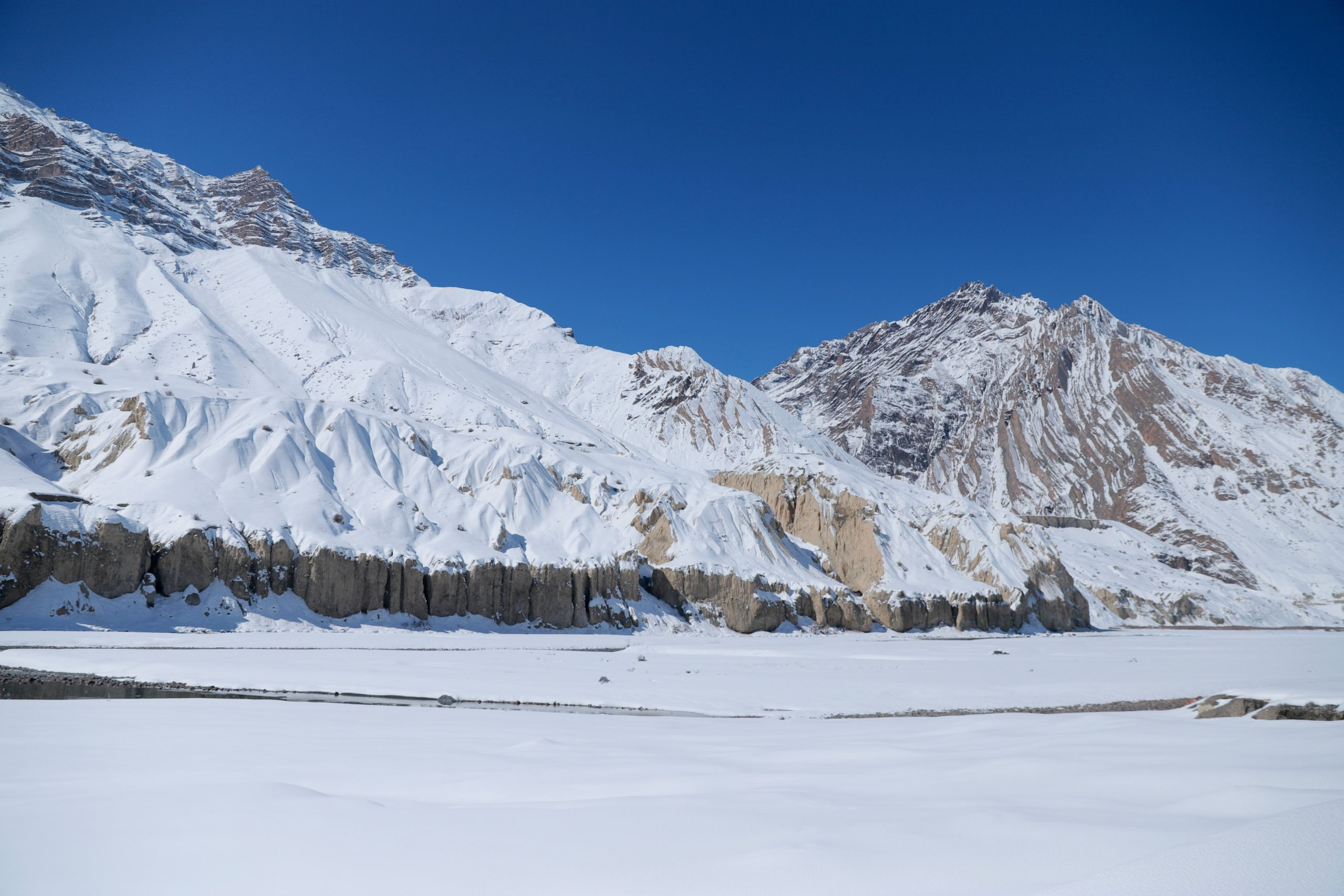 Lingti Winter Roadtrip In Spiti Valley