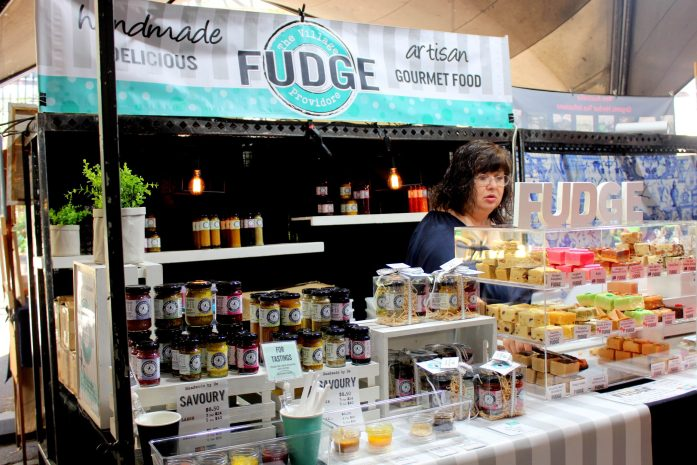 fudge the rocks market sydney