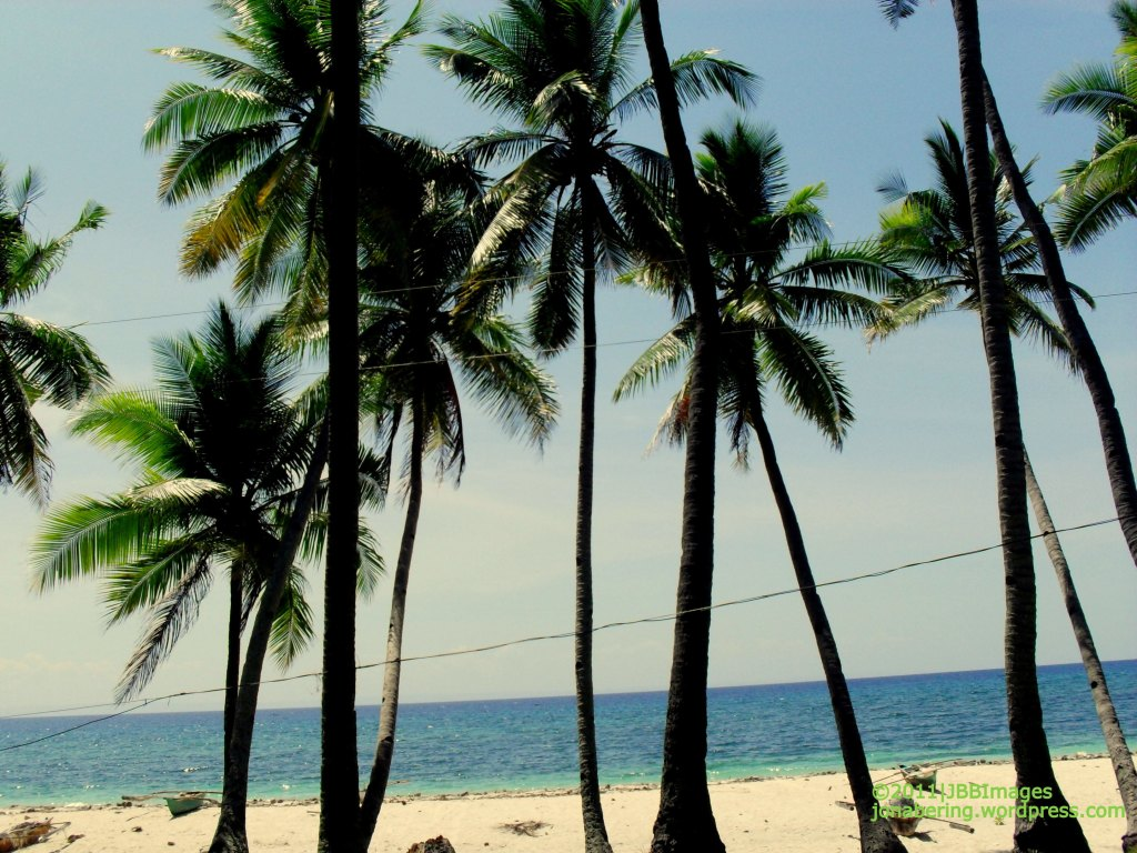 Bakhaw Beach, Camotes Island, Cebu