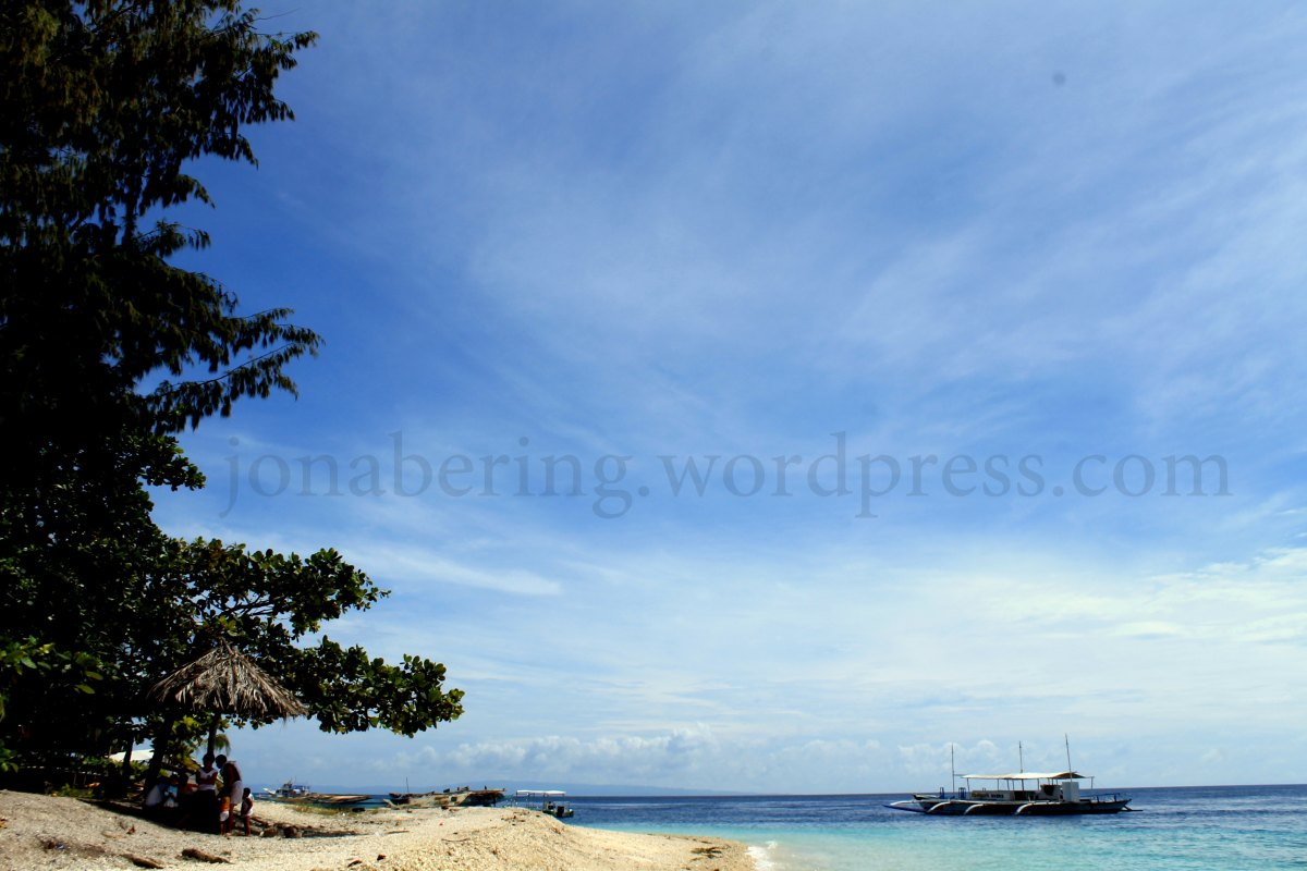 Beaches in Santander Cebu