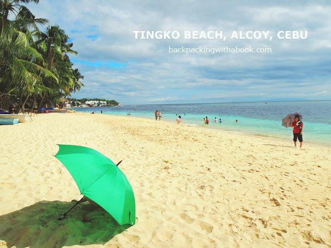 Tingko Beach, Alcoy, Cebu Southern Cebu Travel Guide