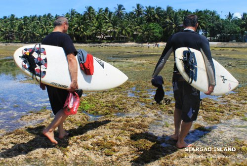 Siargao itinerary and expenses