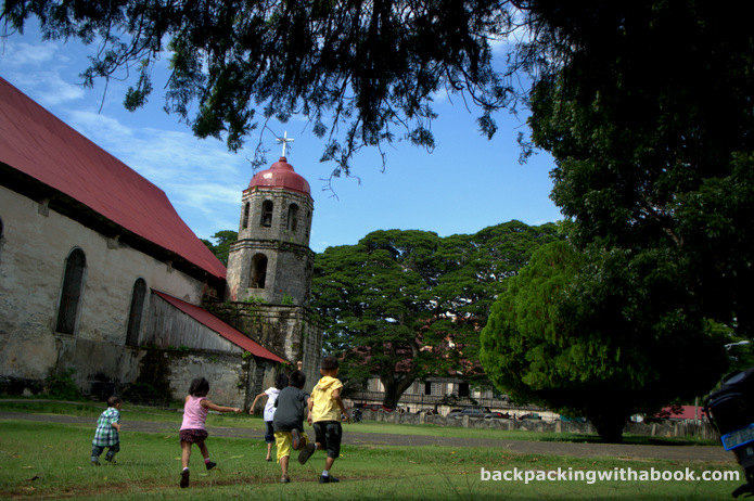Lazi Church Siquijor travel Guide