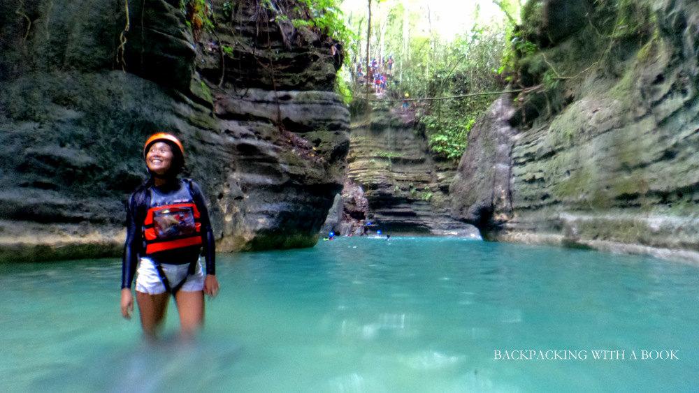 Six Reasons Why Kawasan Canyoneering Rocks