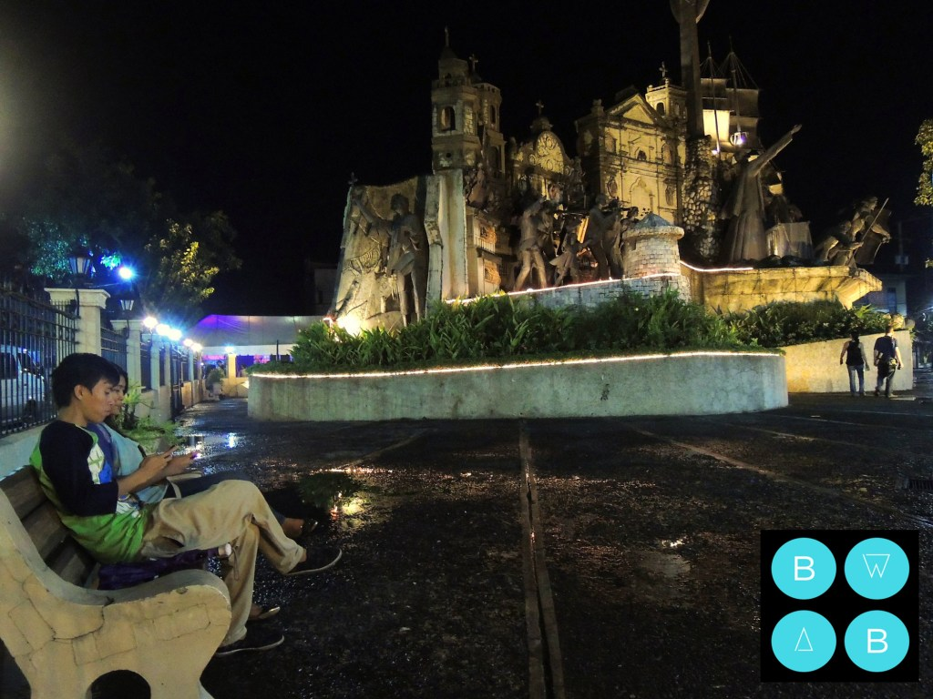 Cebu Travel Guide Heritage of Cebu Monument at Plaza Parian