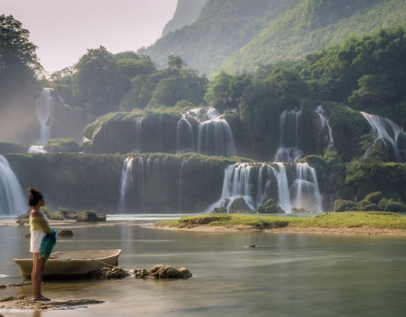 Northern Vietnam Travel Guide Ban Gioc Waterfalls, Cao Bang, Vietnam