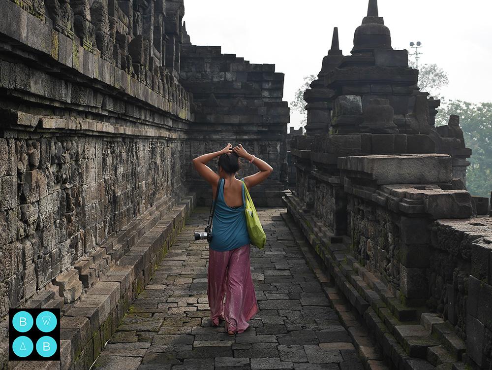 Yogyakarta Travel Guide Borobudur Temple 2