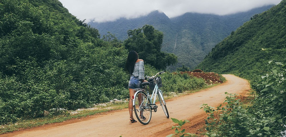 exploring mai chau on my own being 32 and single