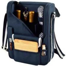 Picnic at Ascot Wine and Cheese Cooler Bag