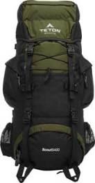 TETON Sports Internal Frame Backpack