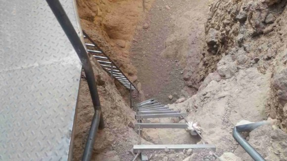 The Ladders from Above