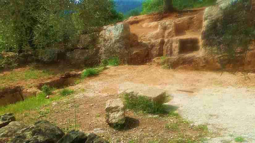 The Ancient Winepress