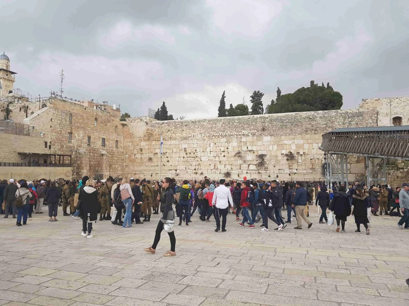 The Western Wall Plaza