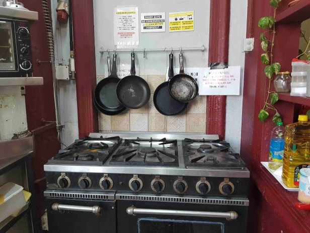 Guest Kitchen Roger's House Tel Aviv