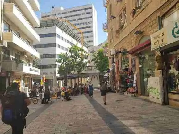 Cinema Hostel in Jerusalem