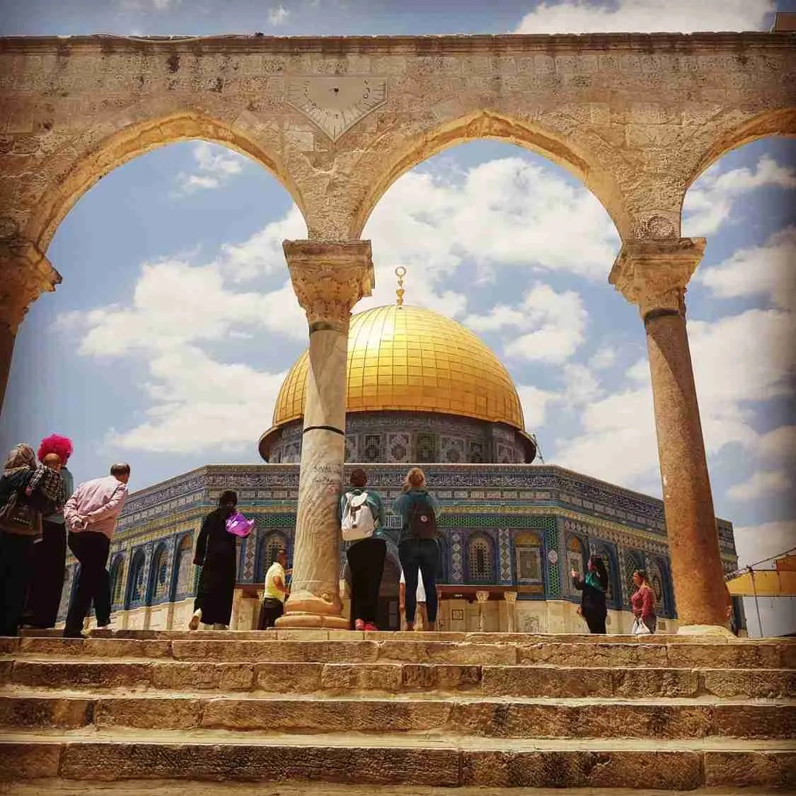 The Jerusalem Dual Narrative Tour: Hearing Two Sides of the Story