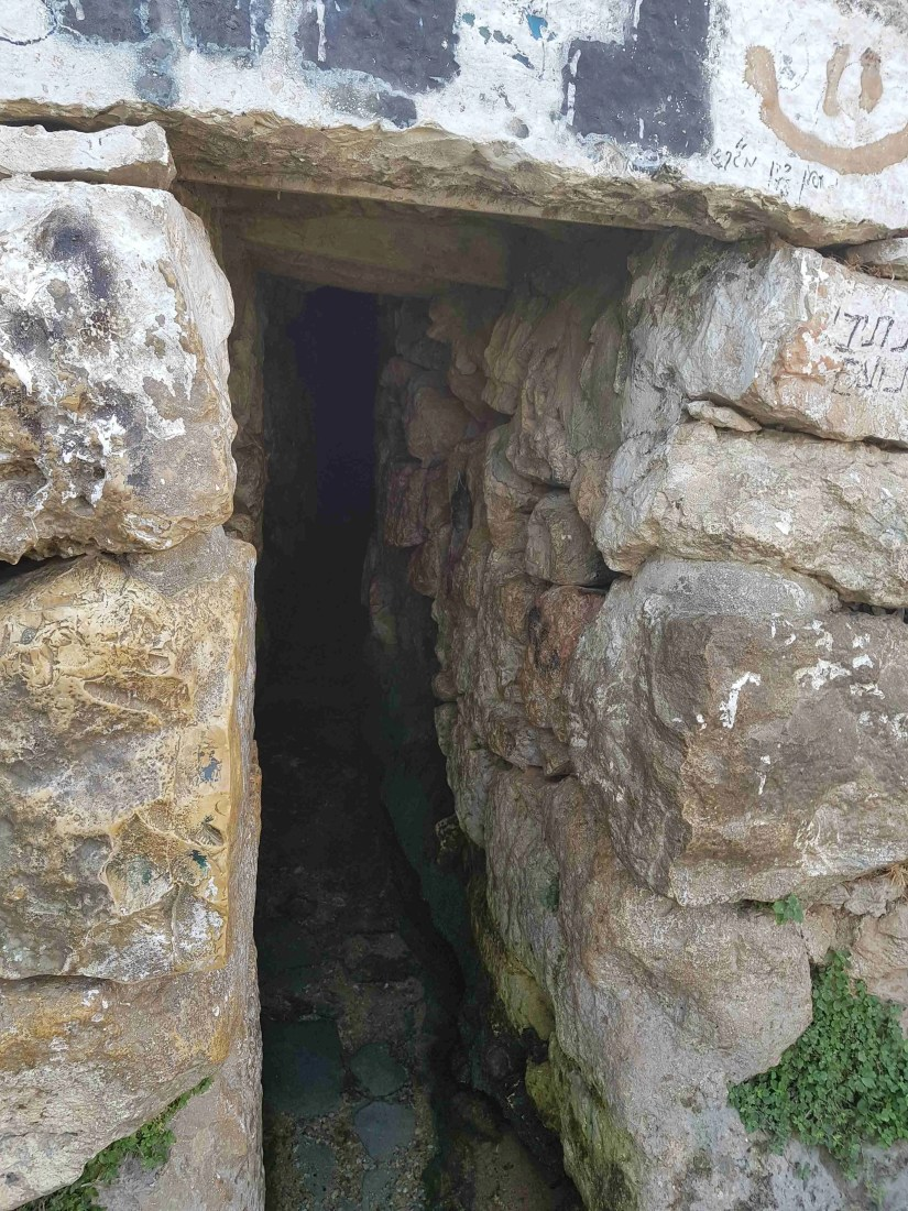 Lifta Spring, near Jerusalem