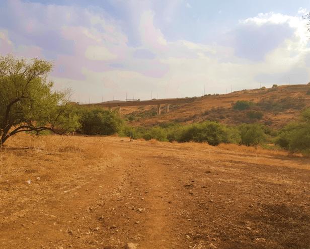 Nahal Amud Bridge in the Upper Galilee