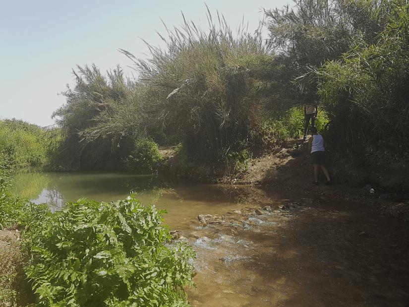 Ein Aviel on the Ramot Menashe Regional Trail