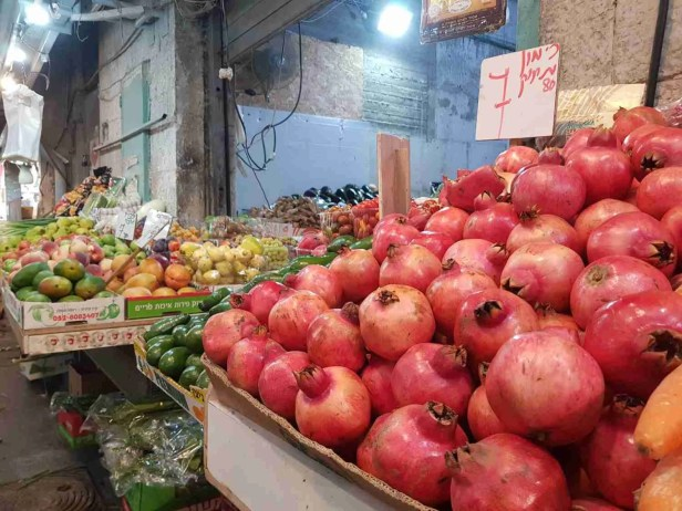 Machane Yehuda Market - one of the top free things to do in Jerusalem