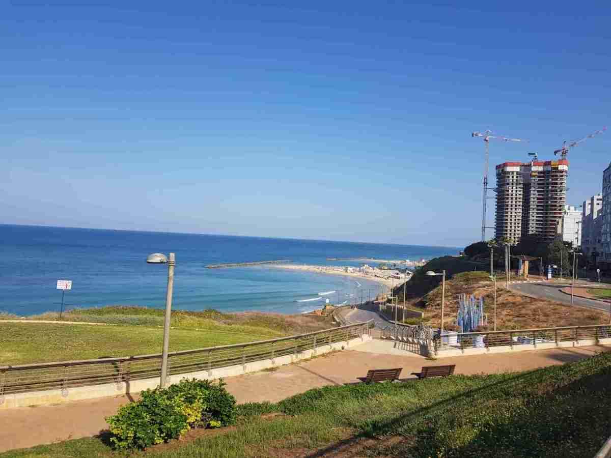 Hiking the Israel National Trail: From Bet Yanai Beach to Poleg Beach