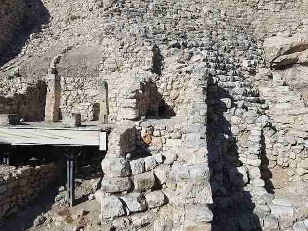 City of David in Jerusalem