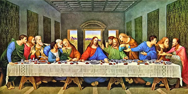 The Last Supper - a virtual lecture about the Jewish side of Jesus
