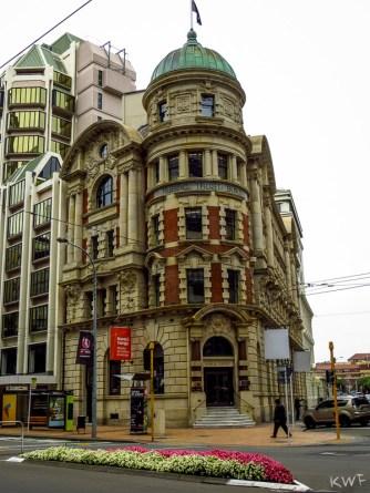 Buildings in Wellington