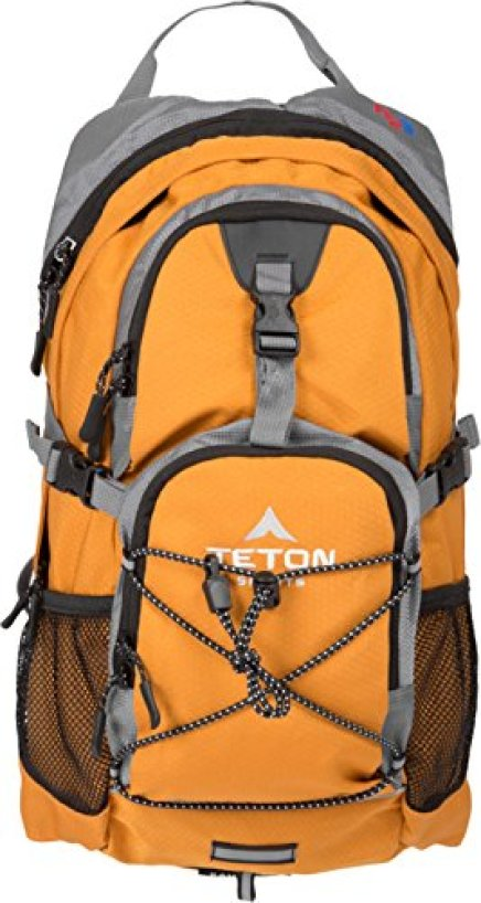 Teton Sports Oasis 1100 Hydration Backpack Review