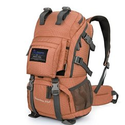 Mountaintop 40 Liter Water-resistant Camping Backpack