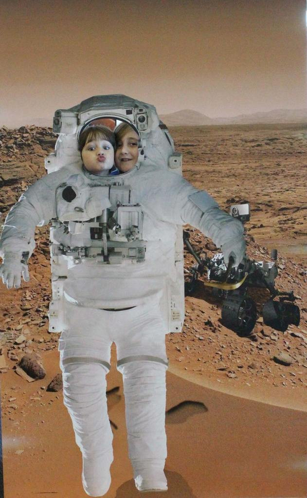 MS-Astronauts